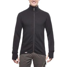 Woolpower Full Zip Jacket 600 - Sweat-shirt - noir